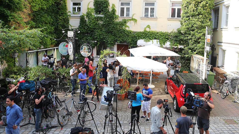 Tatort in Ansbach