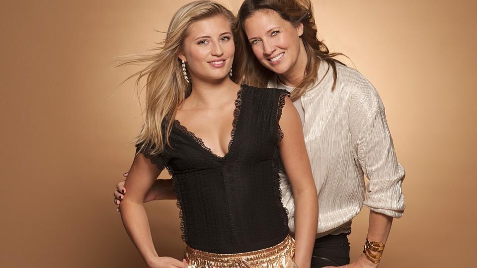 """Luna und Dana Schweiger tanzen bei """"Dance Dance Dance"""" mit."""