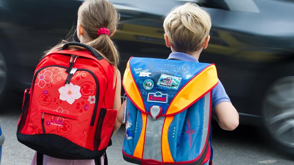 Die wichtigsten Tipps für einen sicheren Schulweg