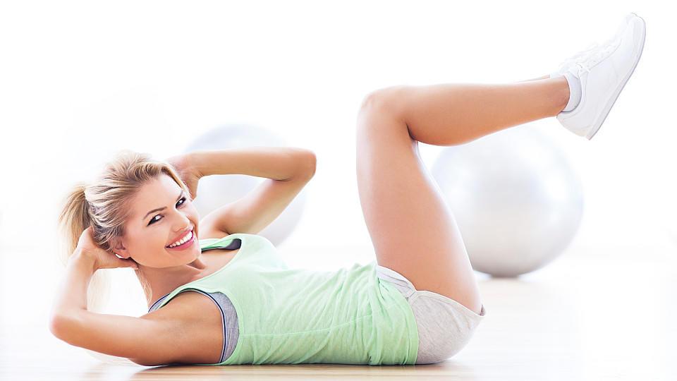 Fitnessstudio geschlossen? So bleiben Sie zu Hause fit!