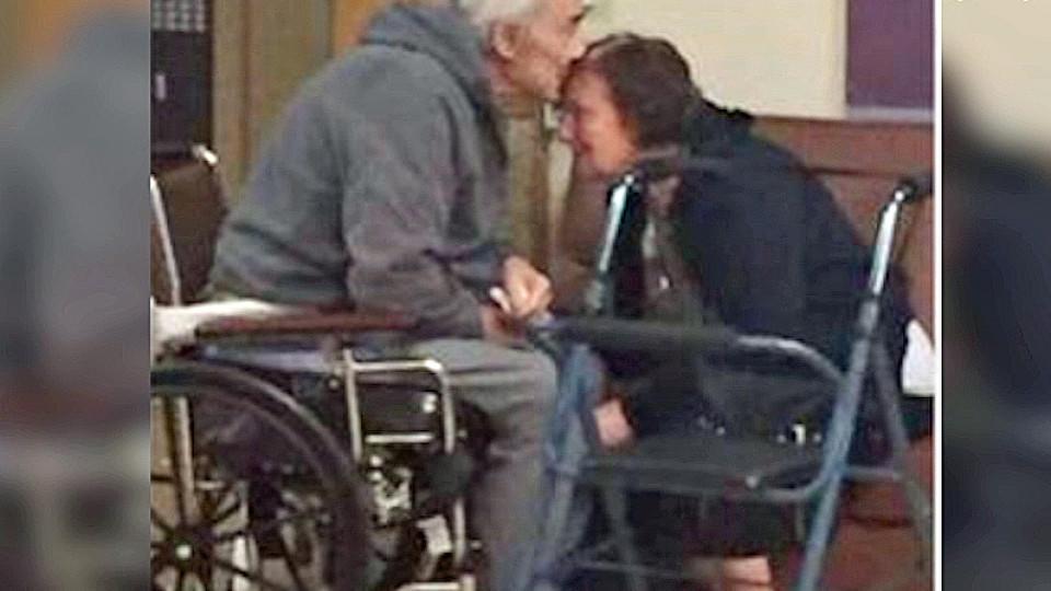 Nach 62 Ehejahren getrennt