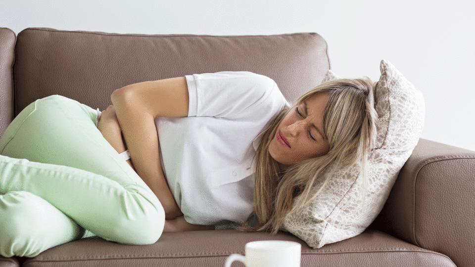 Magenschmerzen: Stress schlägt auf den Magen