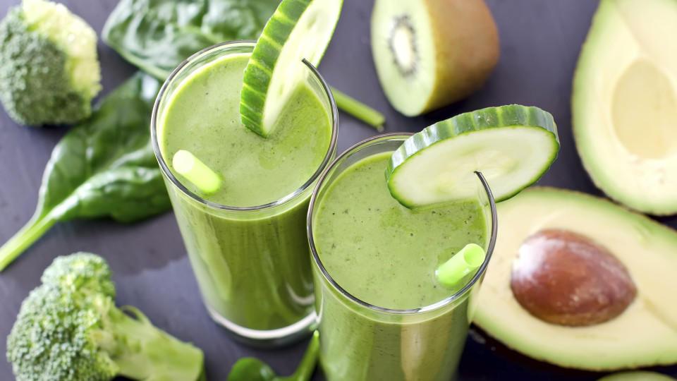 Avocadosmoothie bringt Ihren Stoffwechsel in Schwung.