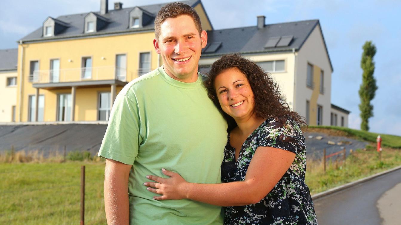 Bauer Sucht Frau Das Traumpaar Guy Und Victoria Freut Sich Uber Baby Charlotte