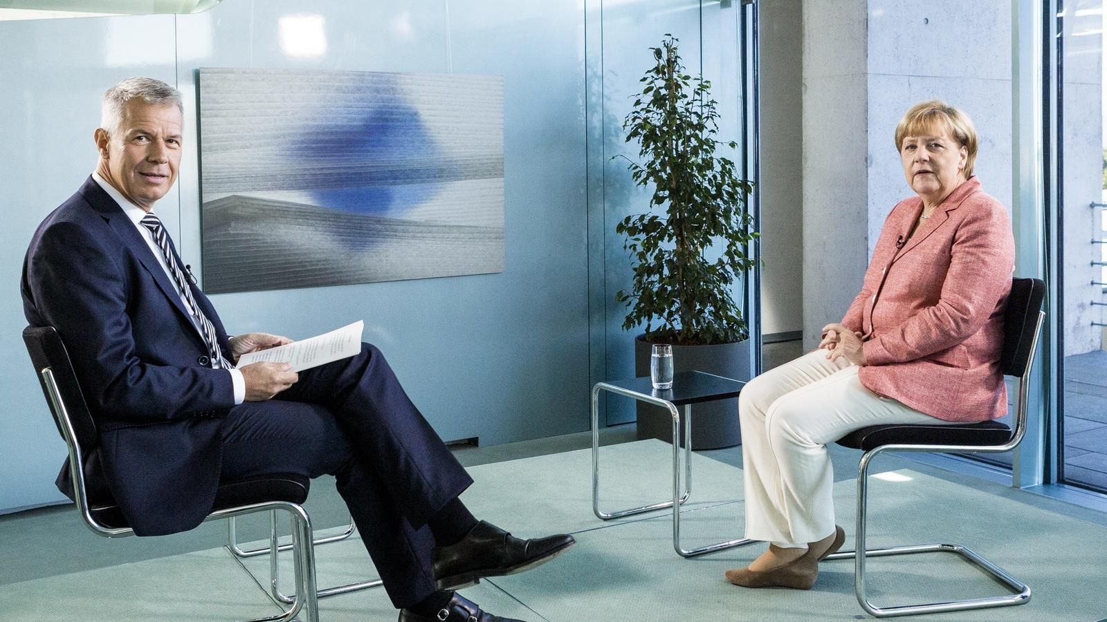 Peter Kloeppel hat Angela Merkel oft getroffen und viele Eindrücke sammeln können, die er im RTL-Themenabend zur Kanzlerin teilt.