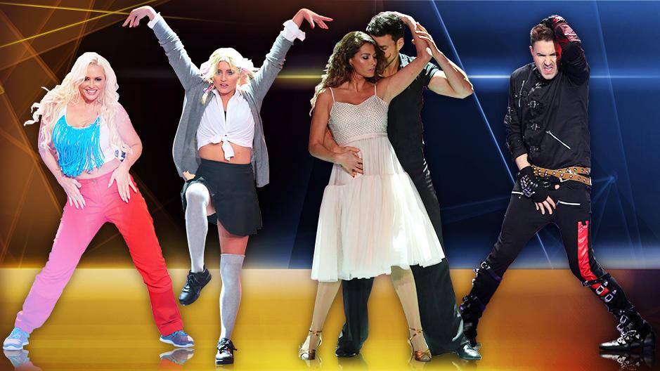"""In der zweiten Show von """"Dance Dance Dance"""" ist für jeden Musikgeschmack etwas dabei."""