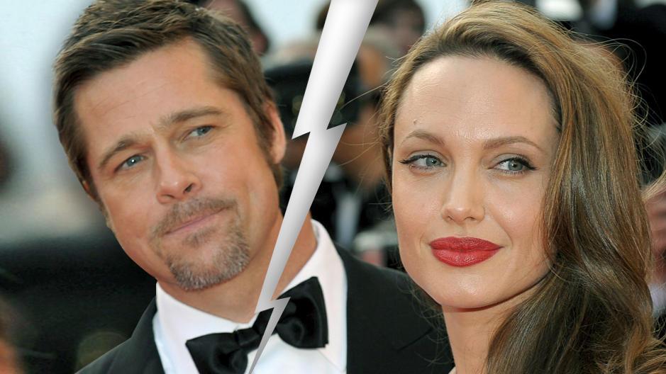 Zwischen Brad Pitt und Angelina Jolie hat es sich ausgeliebt.