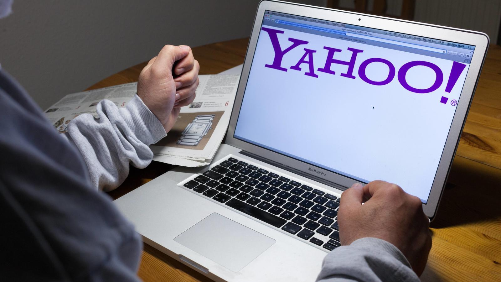 Dem Internet-Konzern Yahoo wurden Daten von mindestens einer halben Milliarde Nutzer entwendet.
