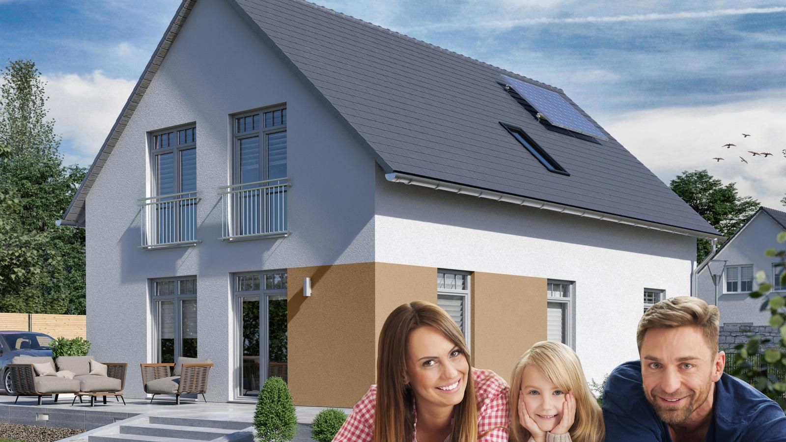 Angesichts von hohen Mieten und niedrigen Zinsen und der Risiken, die mit dem Kauf eines Hauses aus zweiter Hand einhergehen, ist ein Neubau vernünftig.