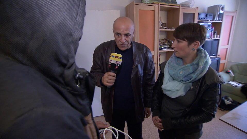 Mohammed A. überwältigte seinen syrischen Landsmann Jabber Al-Bakr und übergab ihn der sächsischen Polizei.