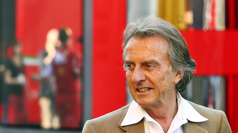 Luca di Montezemolo feierte mit Michael Schumacher und Ferrari fünf WM-Titel in Serie