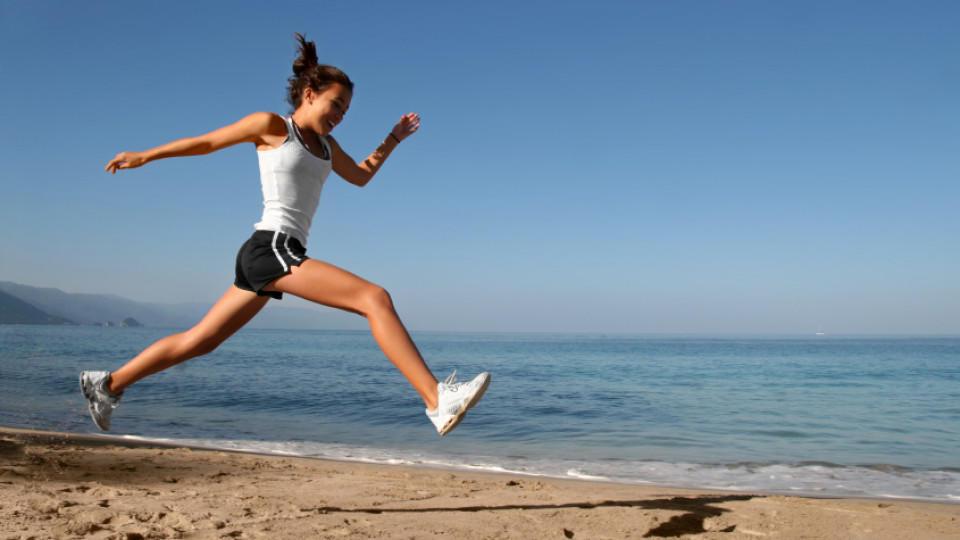 Für ein ergiebiges Training sollten Frauen ihren Zyklus genau beobachten.