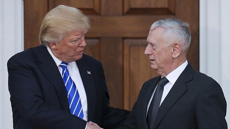 Trump und Mattis