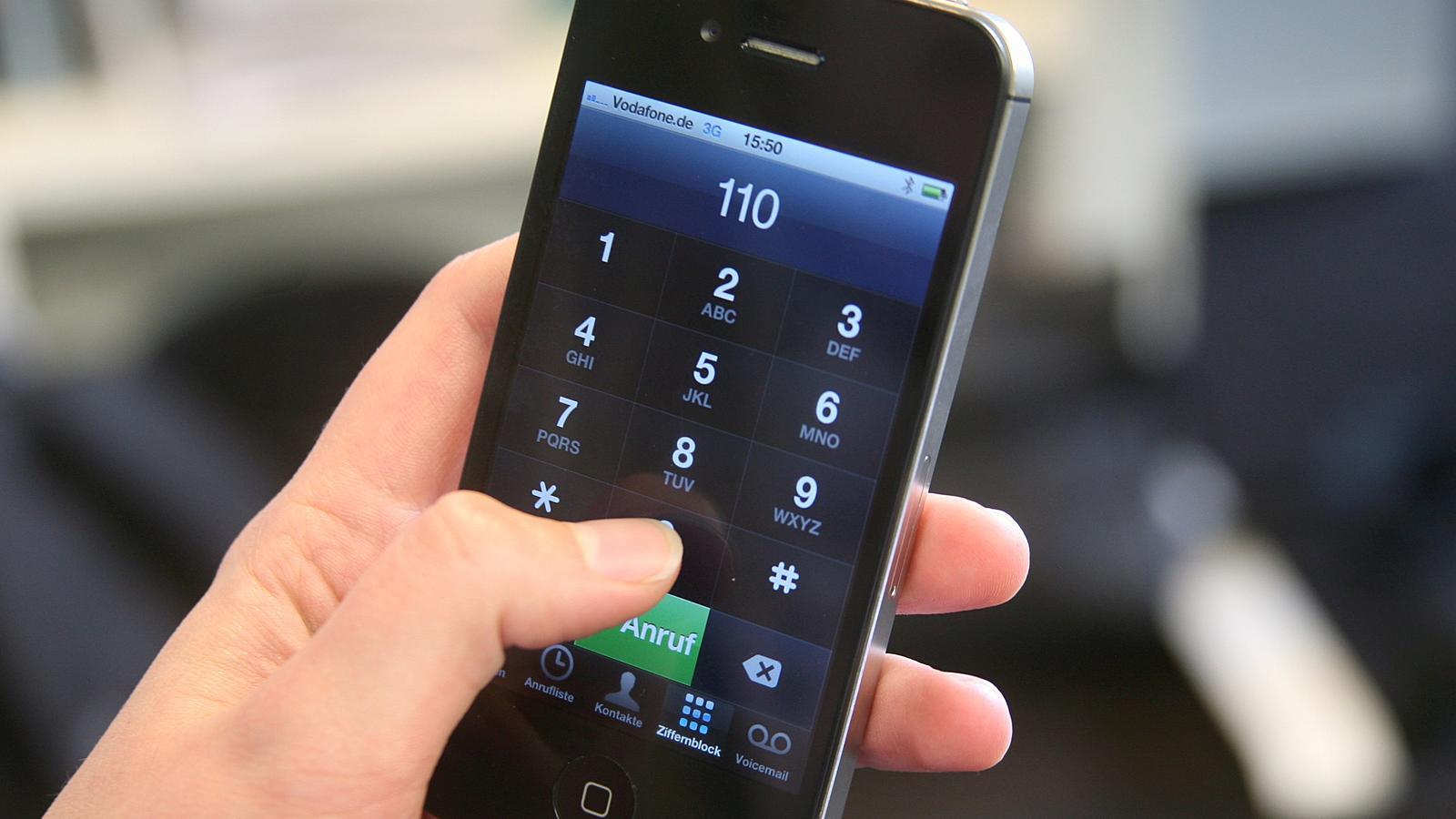 Erwischt Betrug das Telefon
