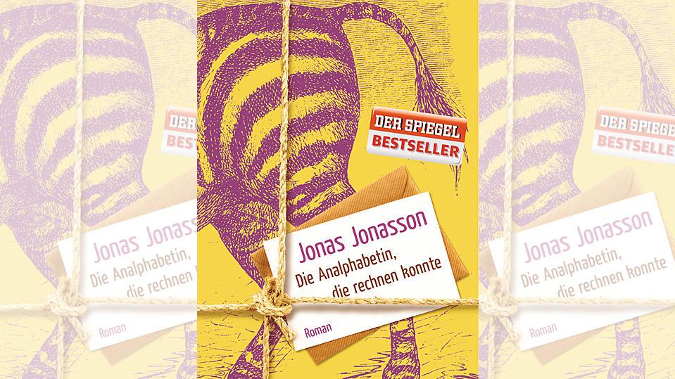 Jonas Jonassons zweiter Roman steht seinem Vorgänger in nichts nach.
