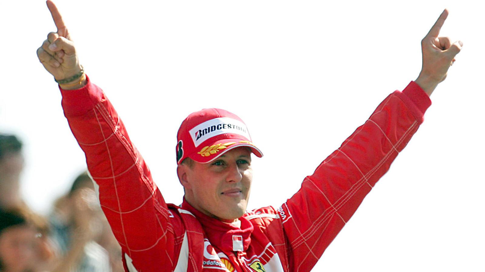 Michael Schumacher gewann in seiner einzigartigen Karriere 7 WM-Titel und holte 91 GP-Siege