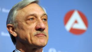 BA-Vorstandsmitglied Heinrich Alt warnt vor den Nachteilen des neuen Modells.