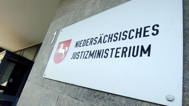 Niedersächsisches Justizministerium. Foto: Holger Hollemann/Archiv