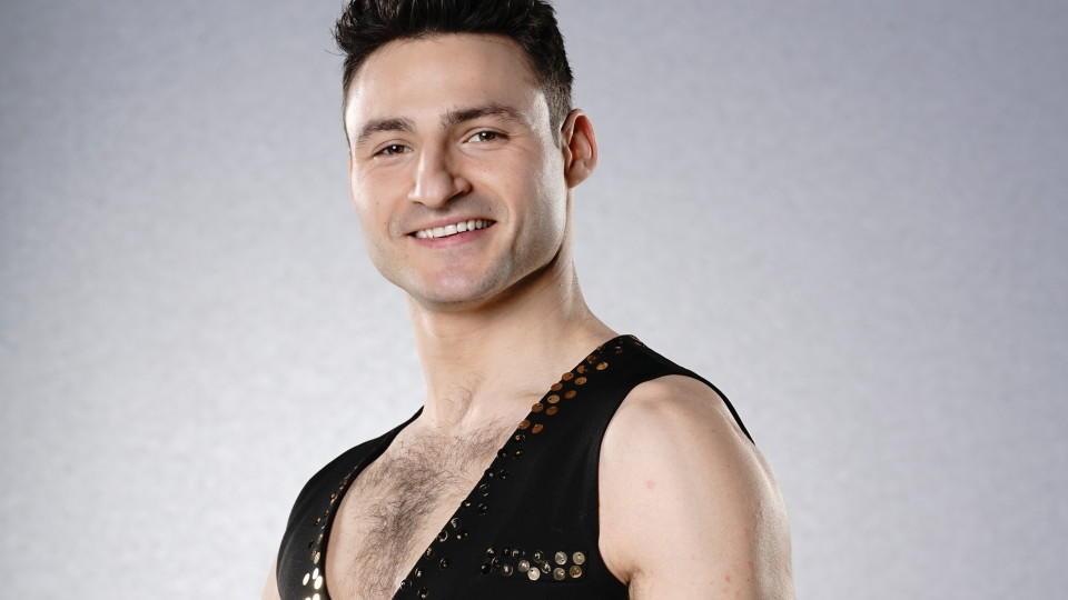"""Profitänzer Robert Beitsch tritt in der zehnten Staffel von """"Let's Dance"""" an."""