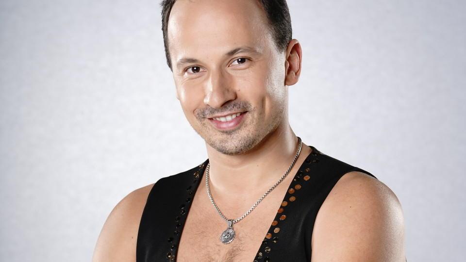 """Profitänzer Sergiu Luca trat in der zehnten Staffel von """"Let's Dance"""" an."""