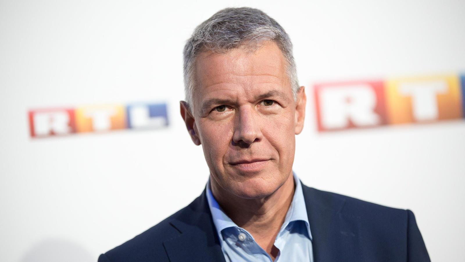 Peter Kloeppel feiert 25-jähriges 'RTL Aktuell'-Jubiläum.
