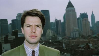 Peter Kloeppel als Korrespondent in New York.