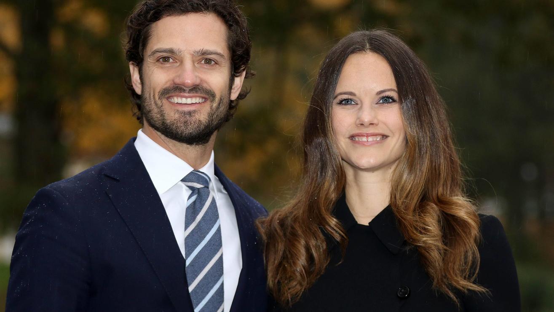 Prinz Carl Philip von Schweden und seine Frau Prinzessin Sofia von Schweden sind total beliebt.