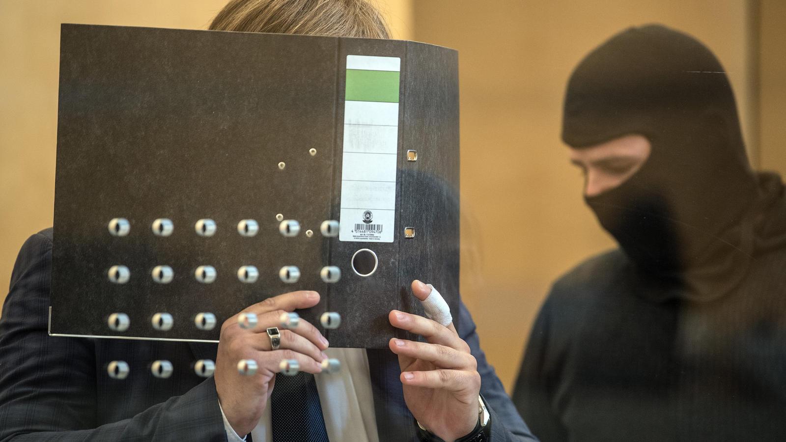 Prozessbeginn gegen den IS-Rückkehrer Anil O. in Düsseldorf.