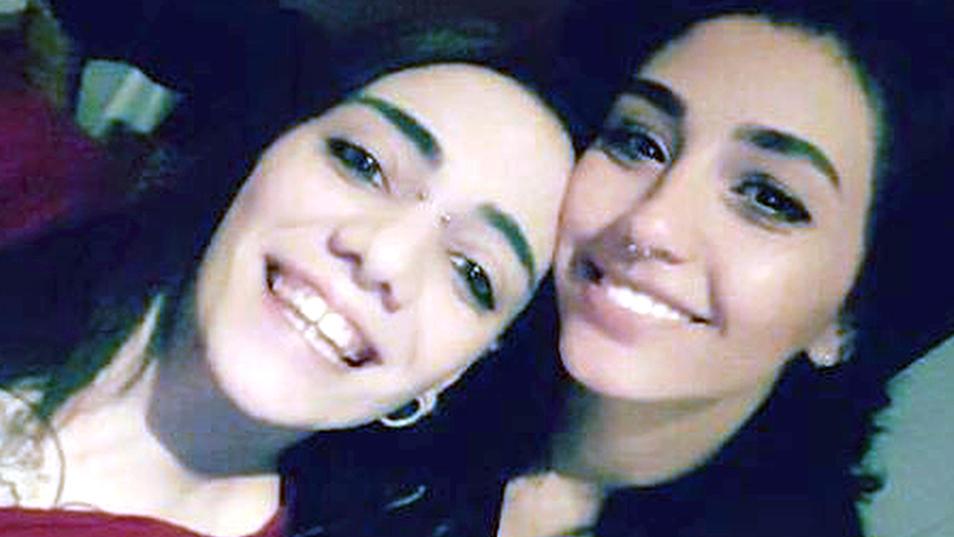 Maria Jimena Rico Montero und Shaza Ismail lernten sich in London kennen und wurden ein Paar.