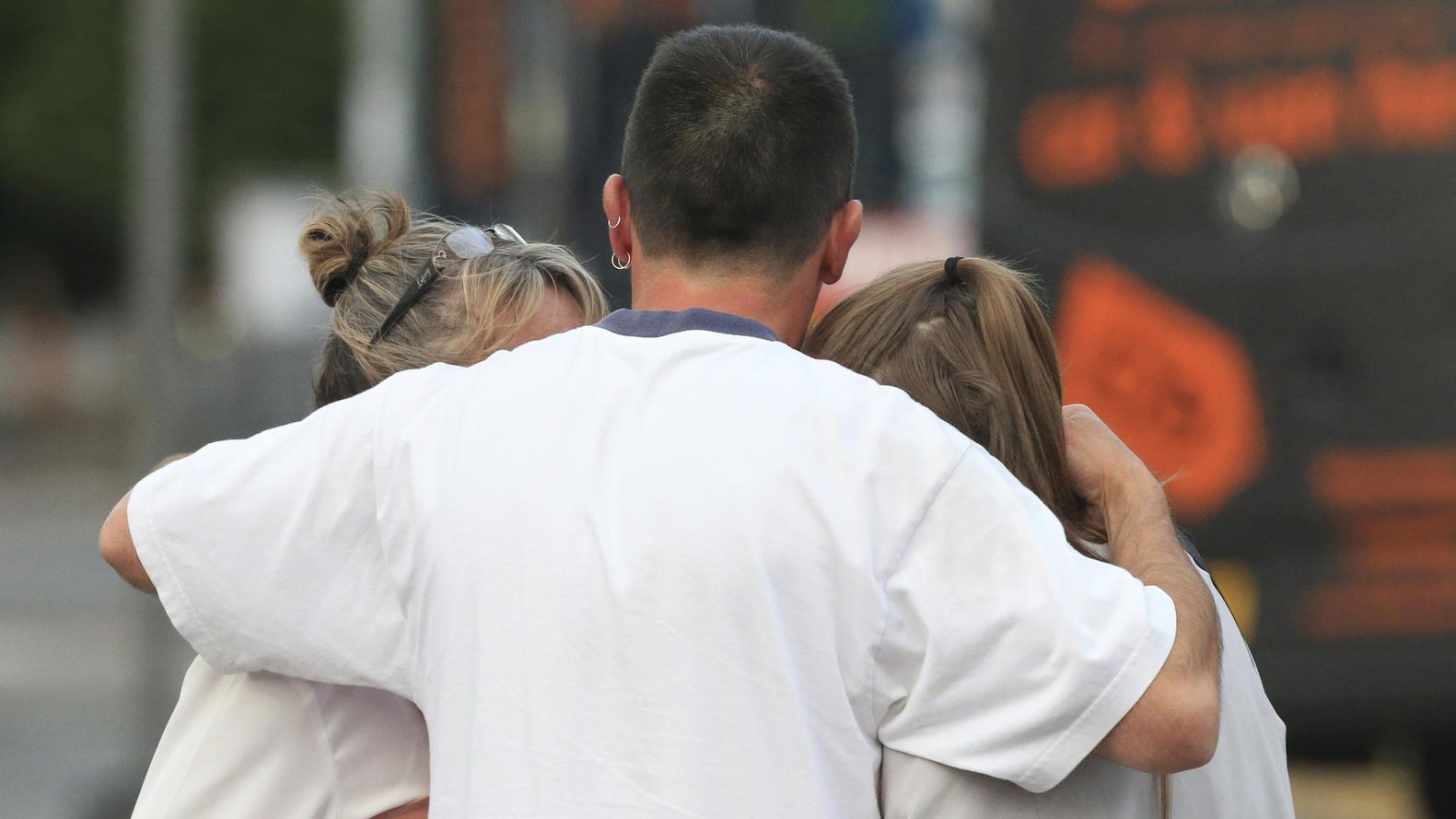 Tiefe Betroffenheit: Trauer um die Opfer vom Anschlag in Manchester