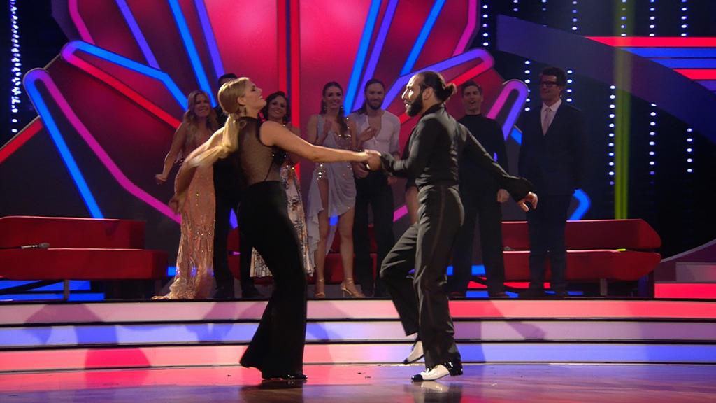 """Angelina Kirsch gibt Gas beim """"Impro-Dance Extreme"""""""
