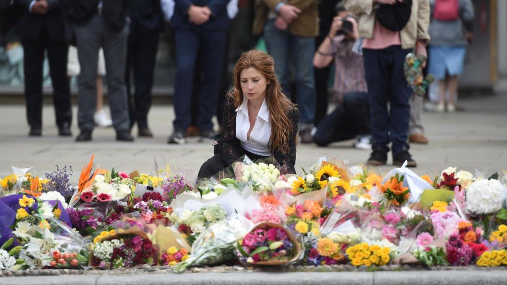 London trauert um die Opfer des jüngsten Terroranschlags.
