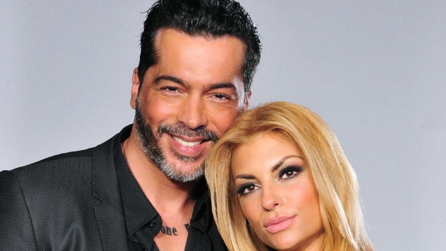 """Model und """"Bachelorette""""-Macho Aurelio Savina und Freundin Lisa Freidinger freuen sich auf die Herausforderung """"Sommerhaus der Stars""""."""