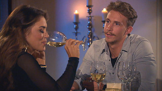 David bringt Jessica in Wallung.