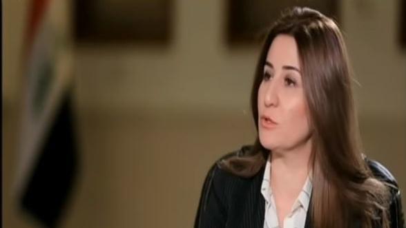 Viele Frauen haben der Politikerin Vian Dakhil ihre Geschichte erzählt. (Foto: Youtube/eXtra news)