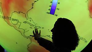 Beim UN-Klimagipfel im mexikanischen Cancun sind offenbar nur Teilerfolge möglich.