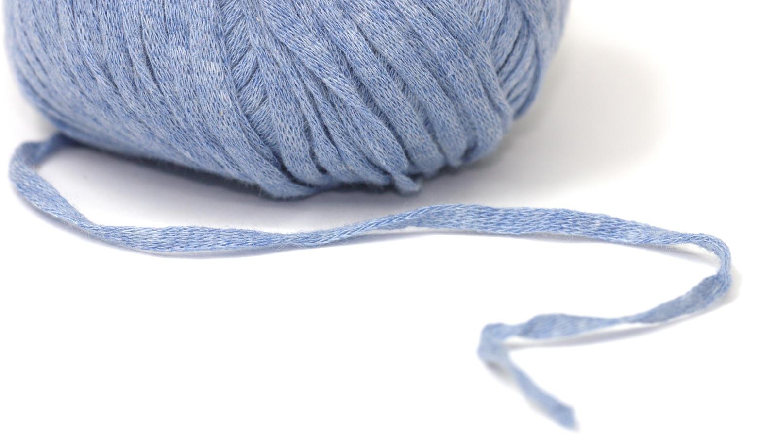 Textilgarn gibt es in den verschiedensten Varianten.