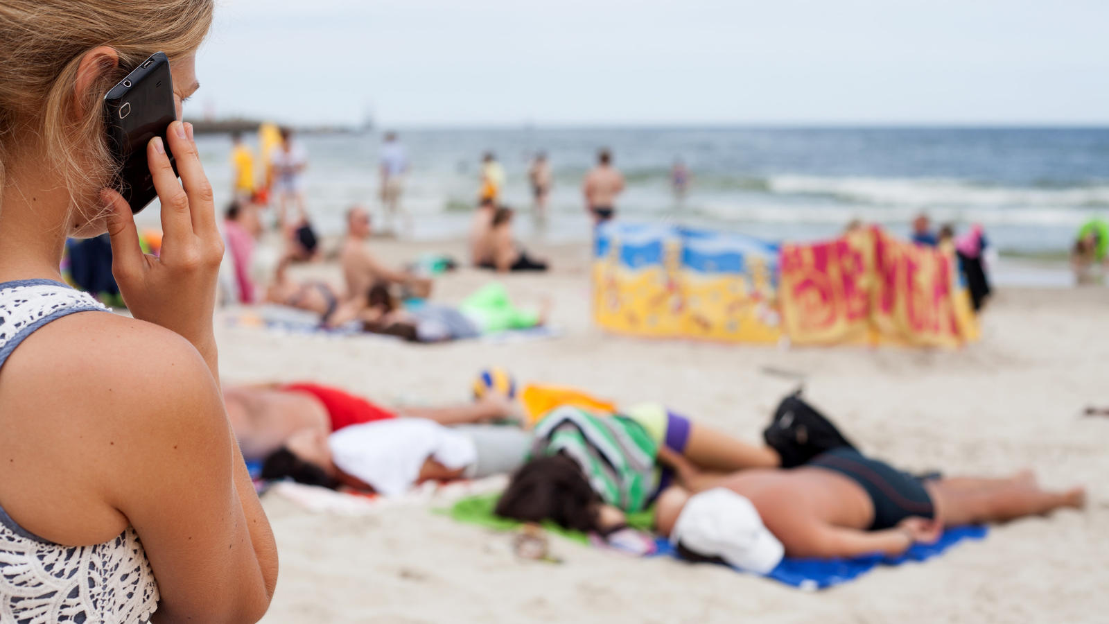 Muss man im Urlaub ans Telefon gehen, wenn der Chef anruft?