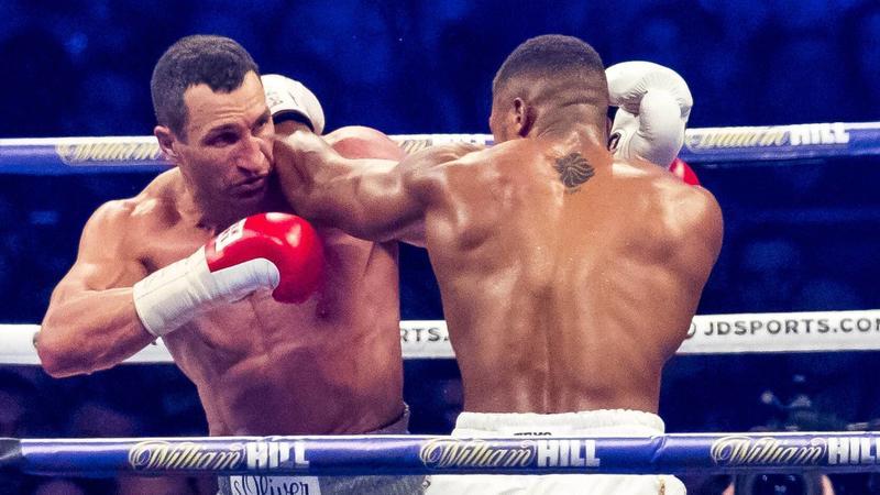 Am 29. April 2017 fügte Anthony Joshua Wladimir Klitschko in dessen 69. Profikampf die 5. Niederlage zu.