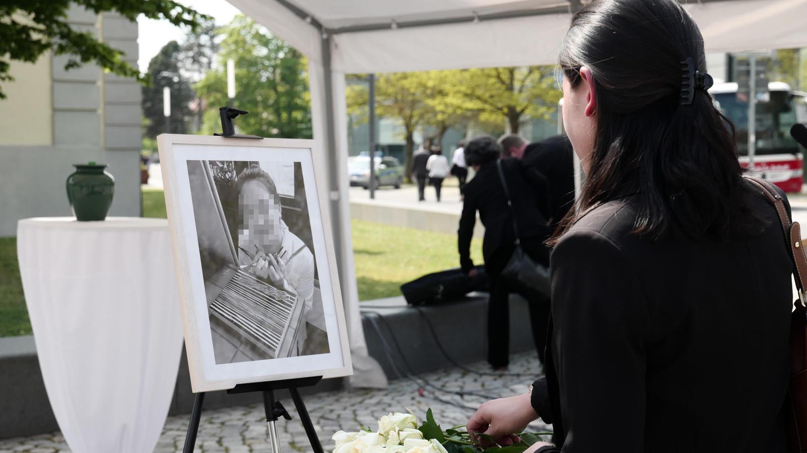 Die chinesische Studentin Yangjie Li wurde in Dessau ermordet.