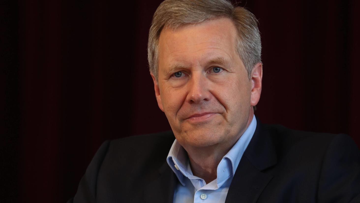 Altbundespräsident Christian Wulff