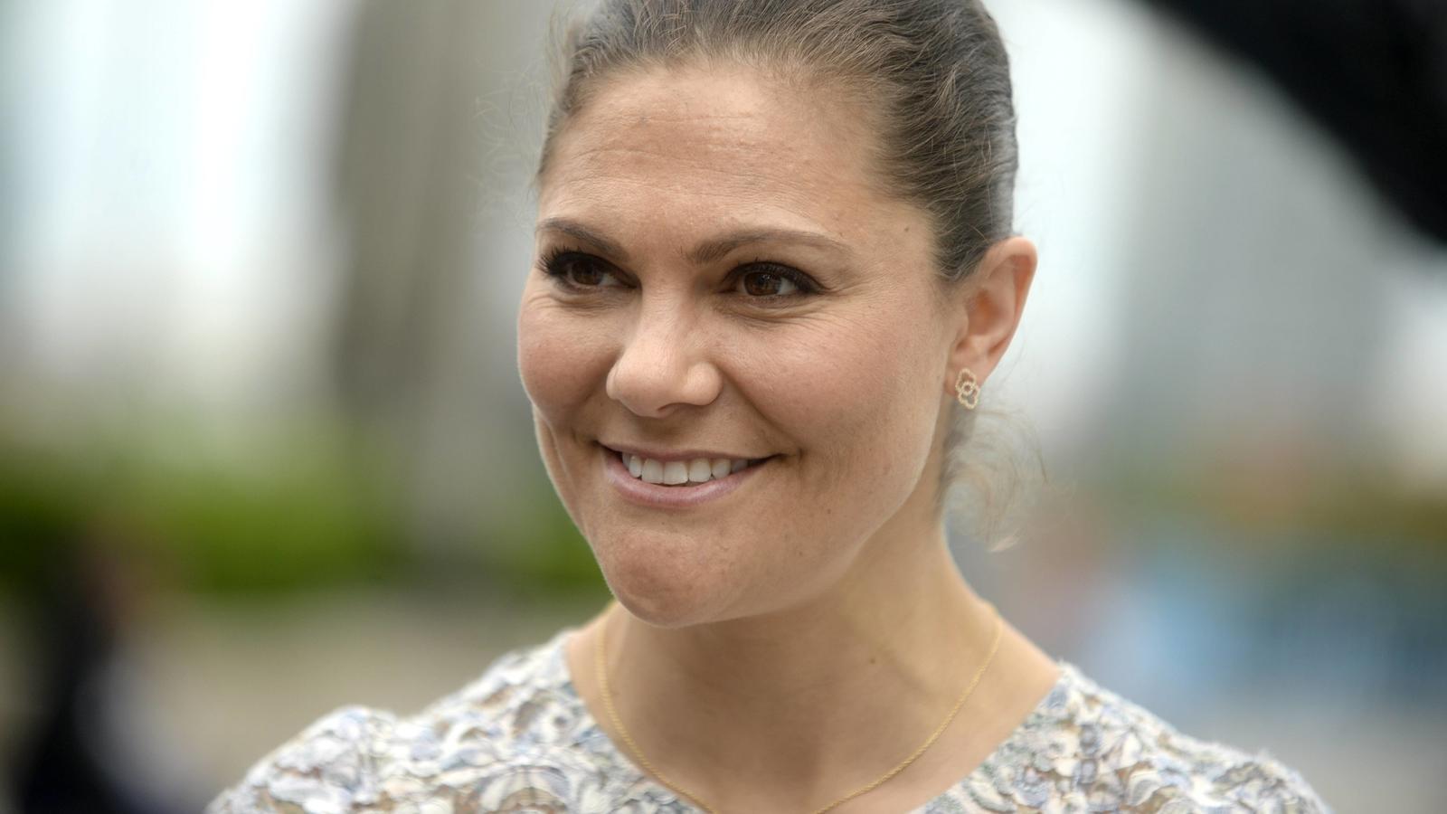 Prinzessin Victoria von Schweden teilt einen privaten Schnappschuss aus dem Urlaub.