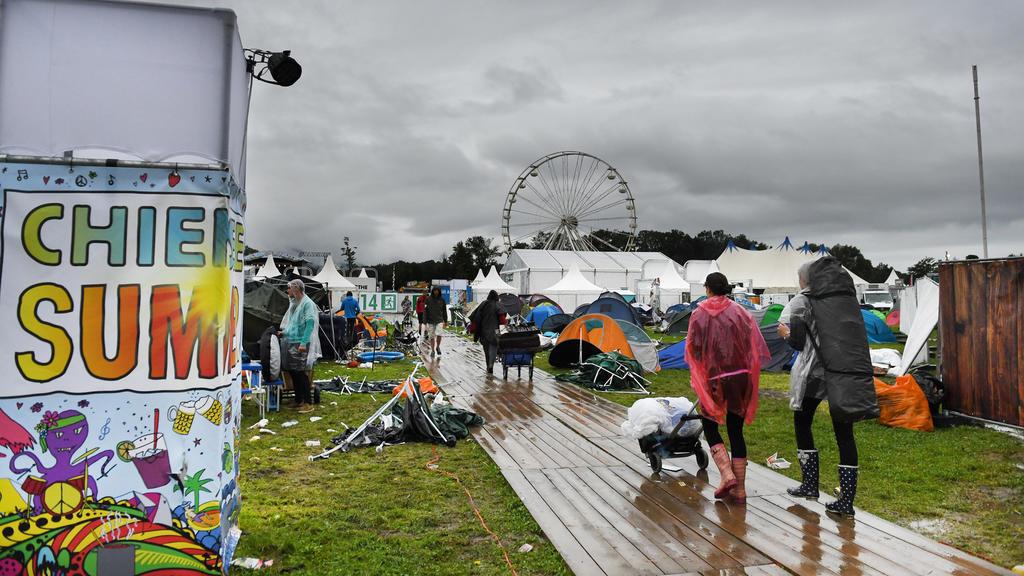 Chiemsee-Festivalgelände