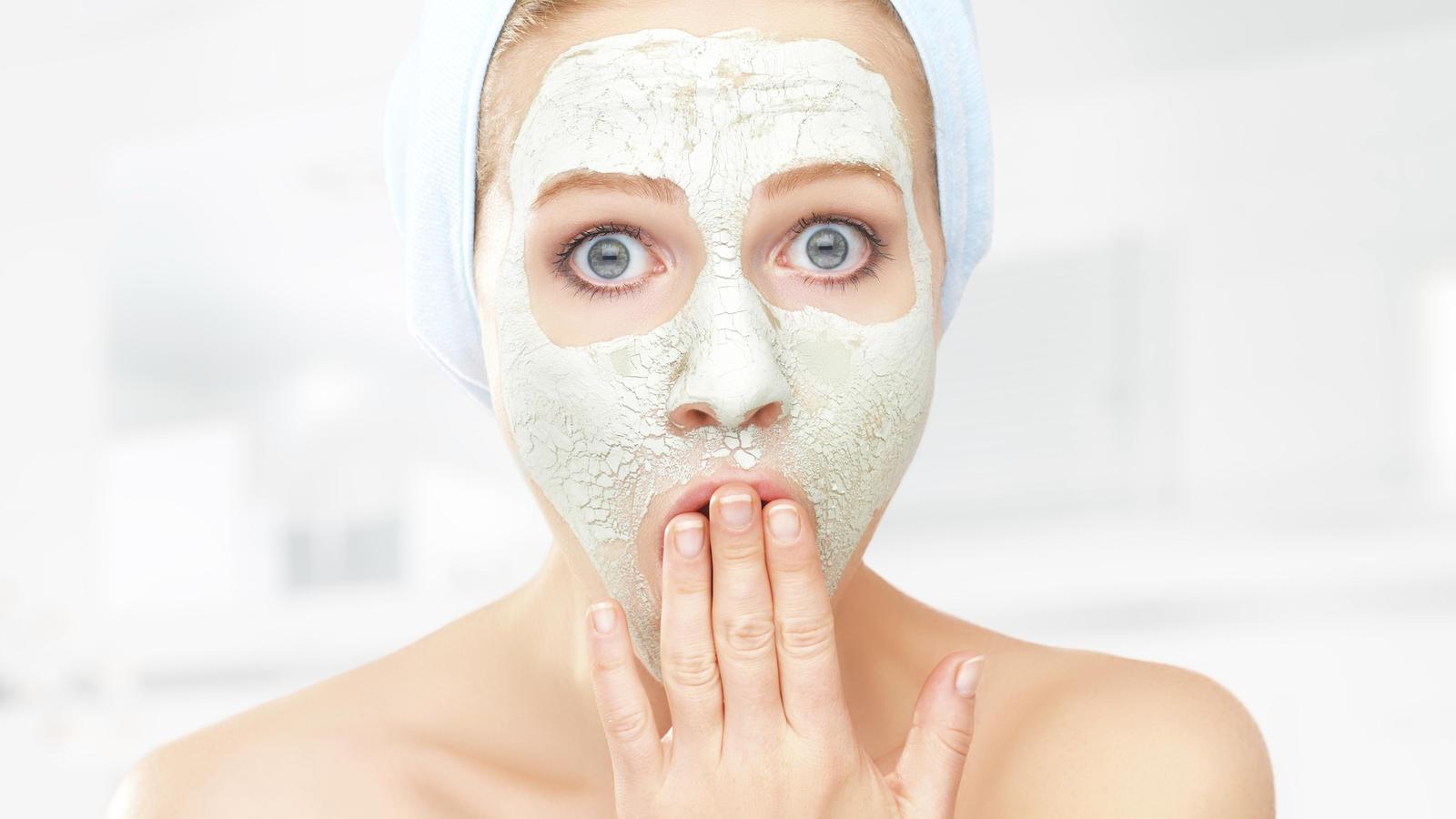 Gesichtsmasken-Sticks im Test