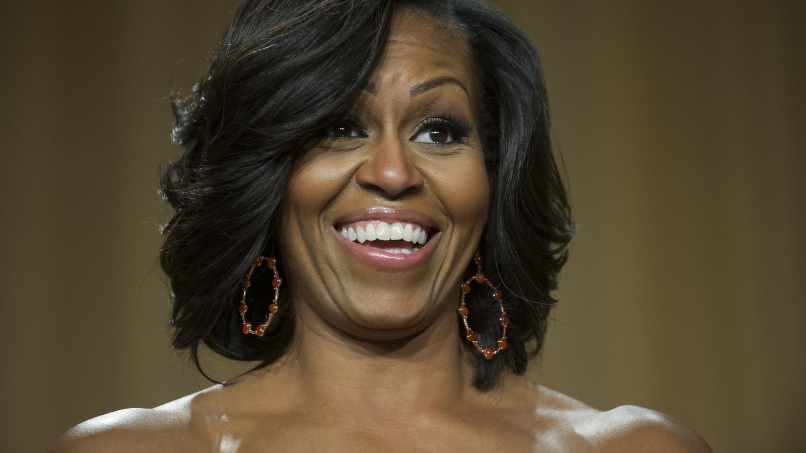 Michelle Obama wird für die meisten Menschen wohl immer die First Lady der Herzen bleiben.