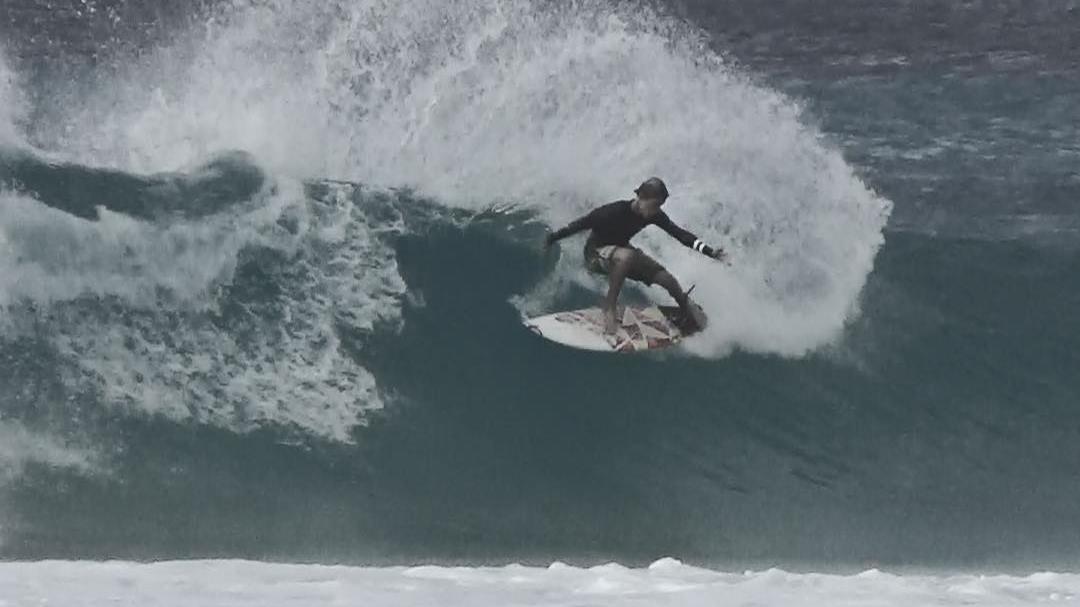 Profisurfer Zander Venezia war auf der Suche nach der perfekten Welle - doch die kostete ihm das Leben.