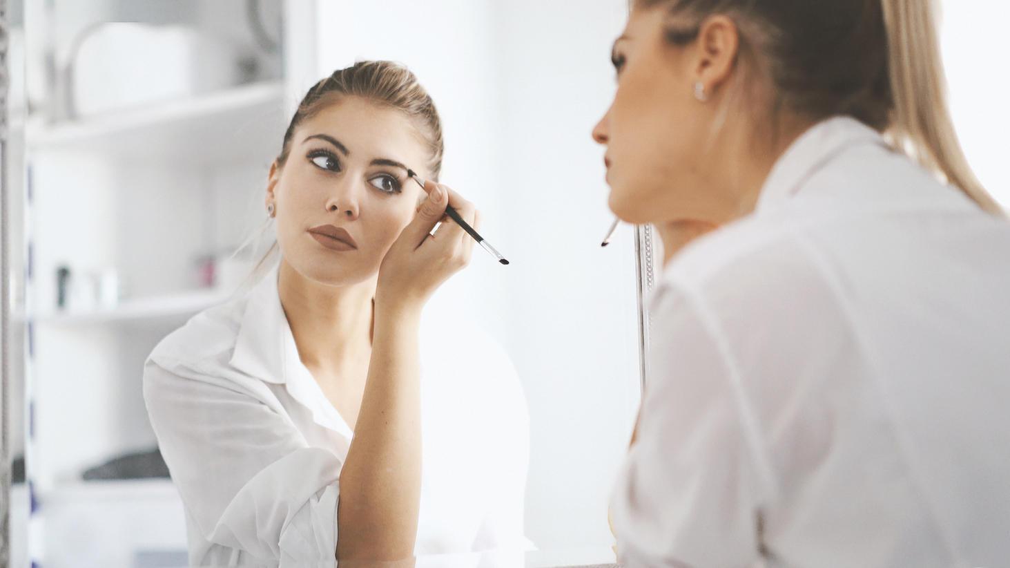 Eye-Lighter-Technik im Check - Simpler Schminktrick für größere Augen