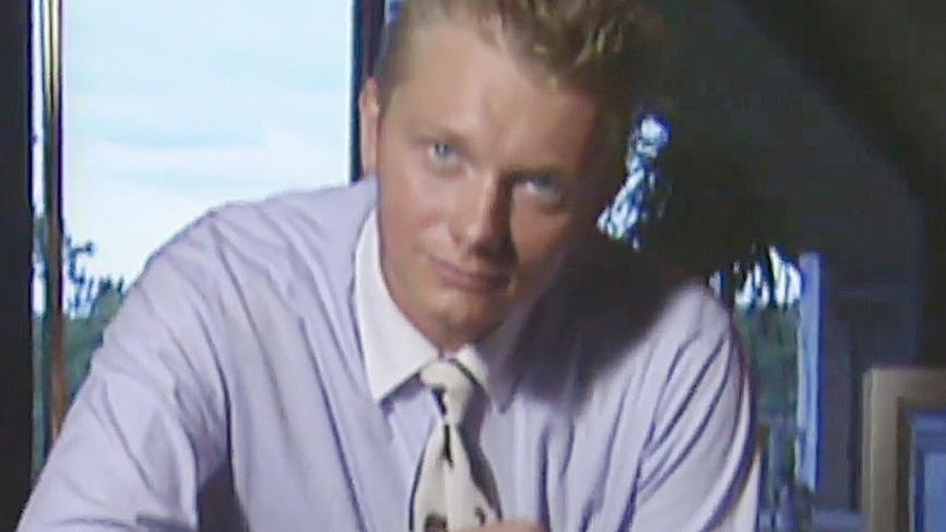 Der junge Christian Lindner als Video-Hit