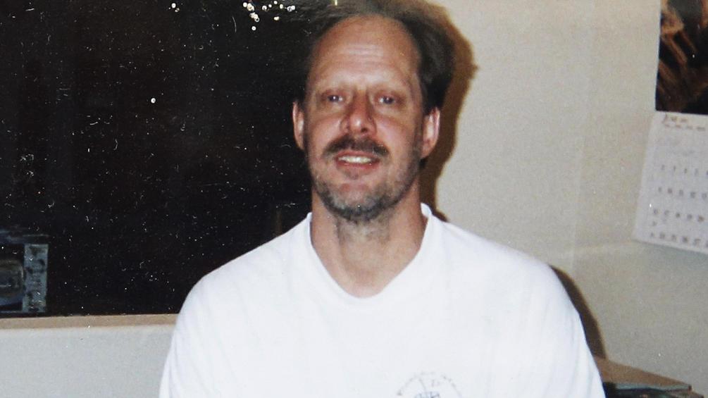 Der Todesschütze von Las Vegas: Stephen Paddock.
