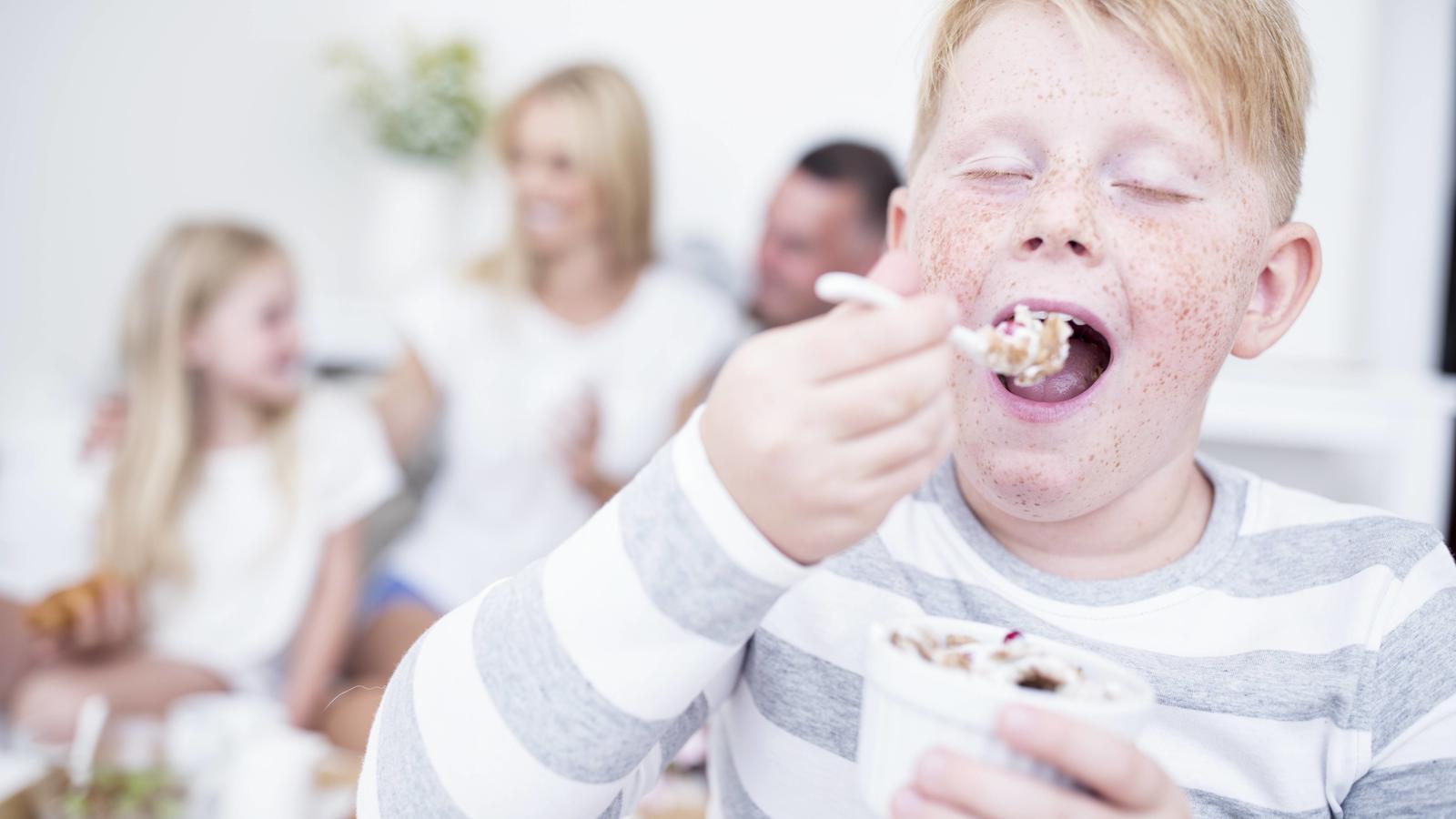 Gerade viele Frühstücks-Produkte für Kinder sind ungesund.